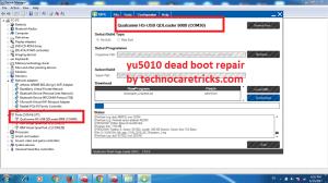 yu5010 dead solution