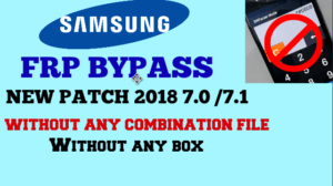 Samsung frp lock bypass by technocare