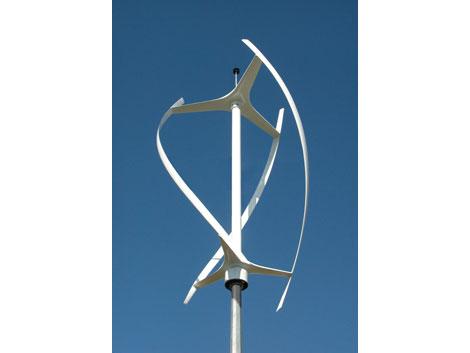 quiet revolution wind turbine