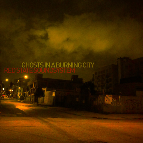 ghosts in a burning city