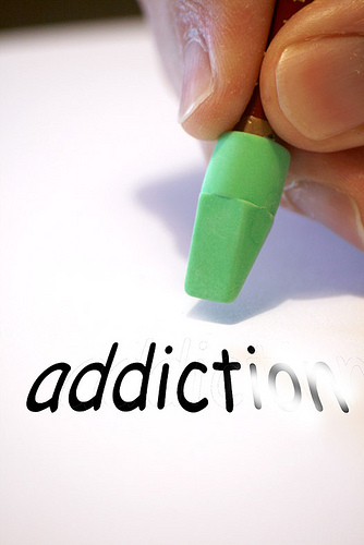 erase addiction