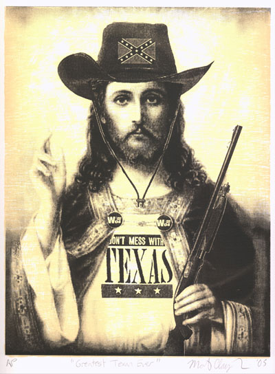 Greatest Texan Ever
