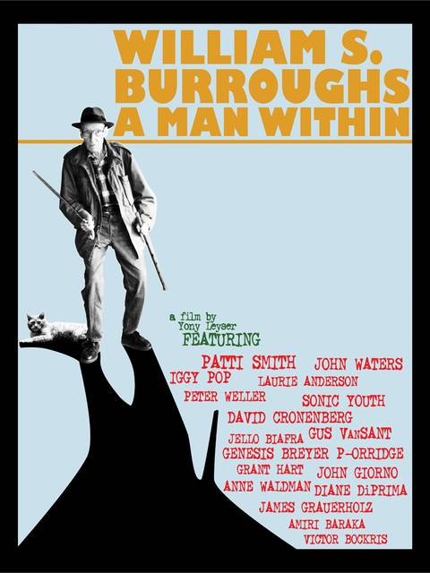William S. Burroughs: A Man Within movie poster