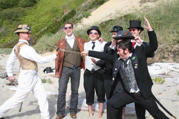 the groomsmen from my wedding