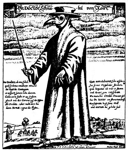 Doktor Schnabel von Rom