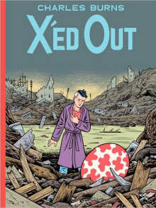 Xed Out cover