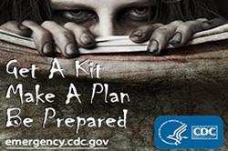 CDC zombie plan