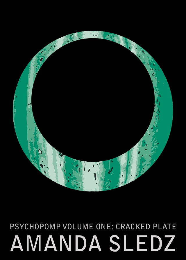 Cover of Psychopomp by Amanda Sledz