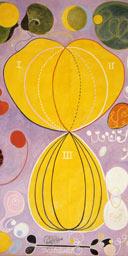 hilma af Klint painting