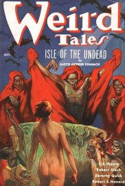 old weird tales cover