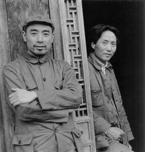 Zhao and Mao 1935