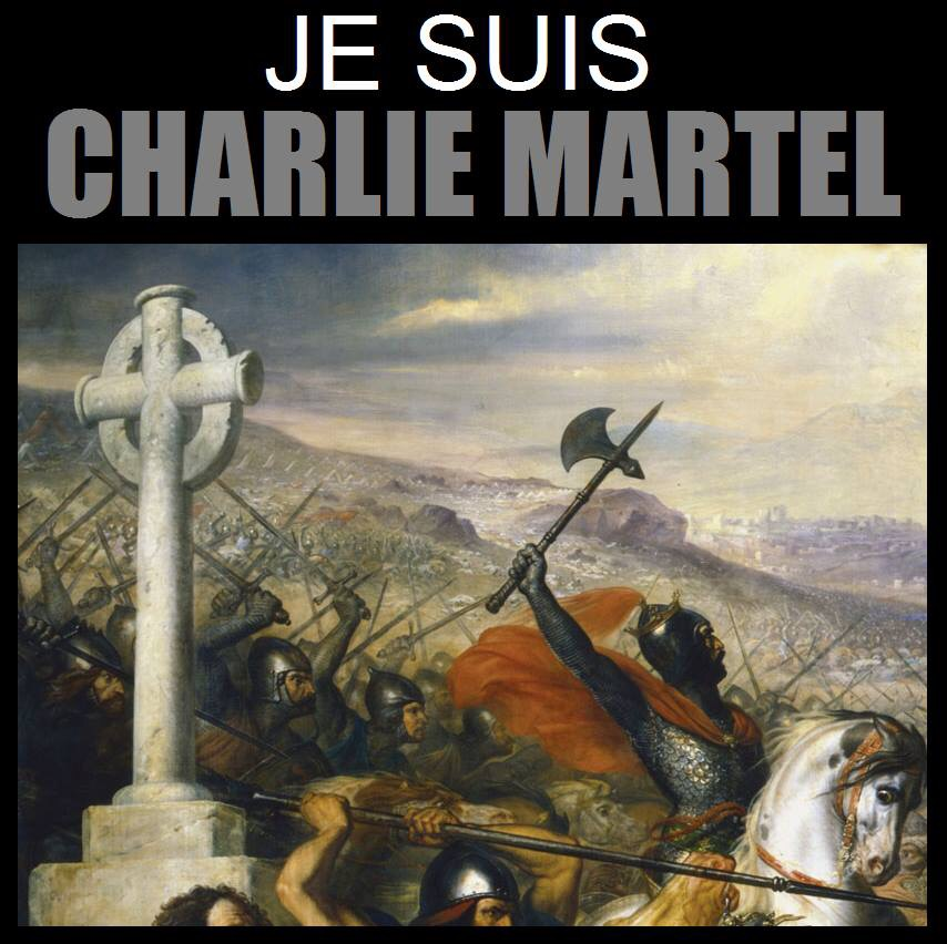 Image result for charles martel