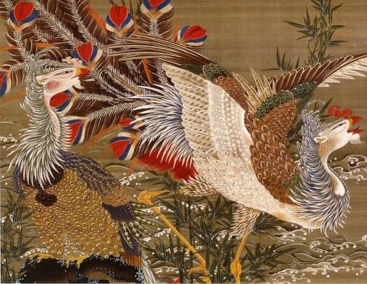 Itō Jakuchū (1716-1800)