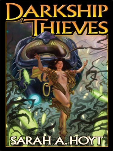 Darkship Thieves cover 1