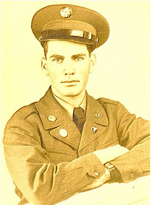 Private Kenneth R. Shadrick