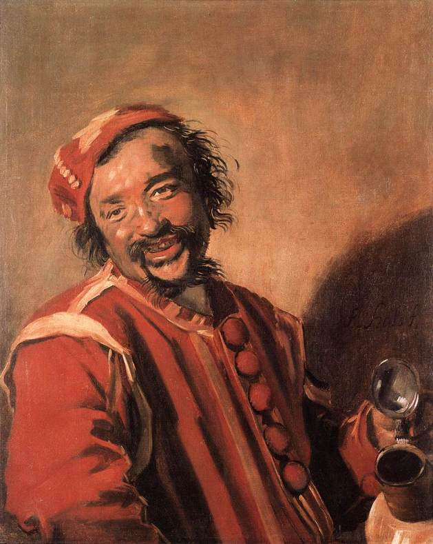 Frans Hals - Peeckelhaering 1628-30