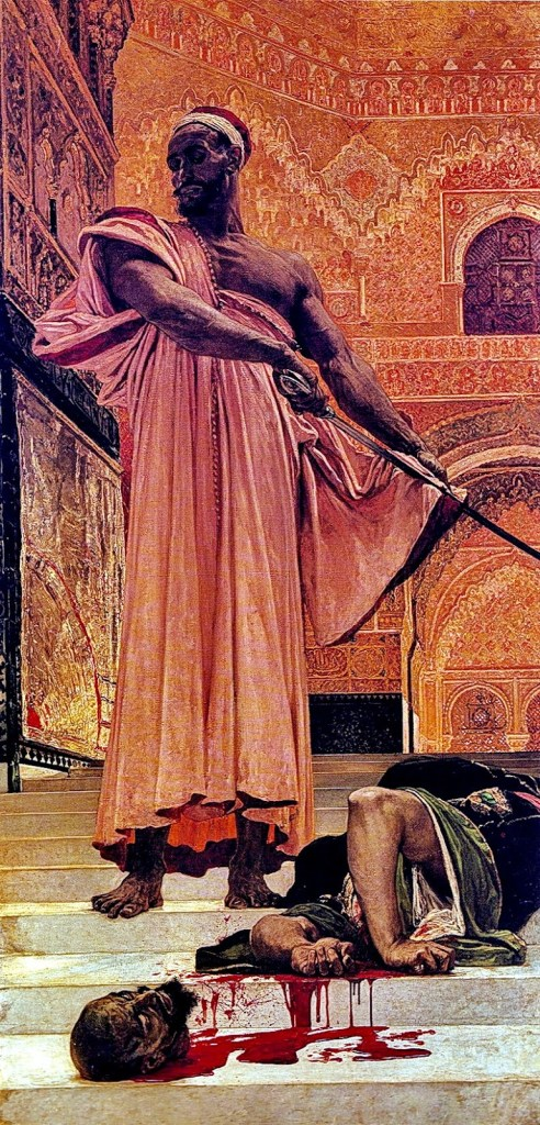 Henri Regnault - Execution without trial