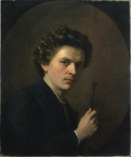 Self-Portrait 1863