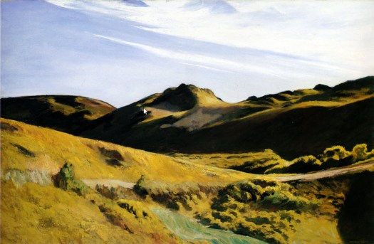 Edward Hopper - The Camel's Hump - 1931