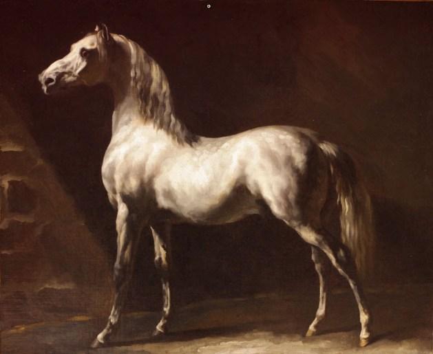Theodore Gericault - The Arabian - before 1822