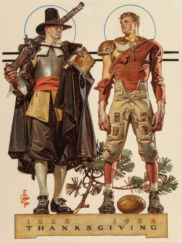 thanksgiving-leyendecker