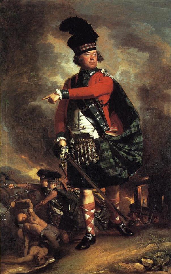 John Singleton Copley - Portrait of Hugh Mongomerie 12th Earl of Eglinton - 1780