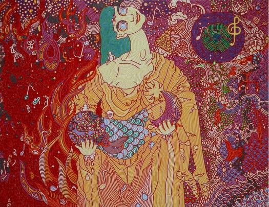 Fumihiro Kato - Original Art 4
