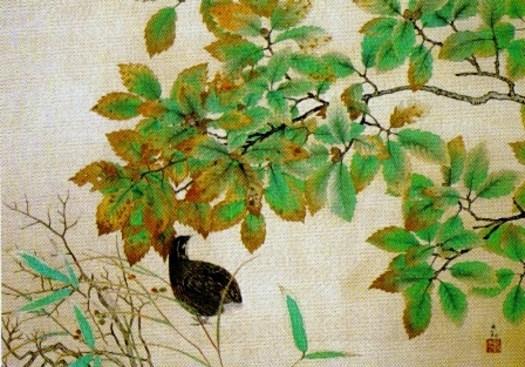 Yokoyama Taikan - Tree Branch