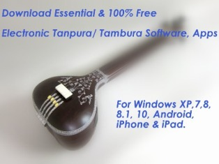 Download essential & 100% free electronic tanpura software, apps.