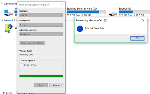 How To Use microSD, Memory Card, as RAM in Windows 10/8/8 1