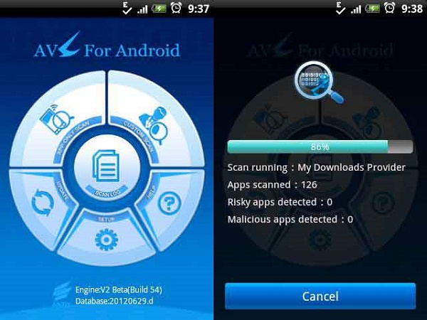 Image result for Top Four Anti-virus Security Tools for Android