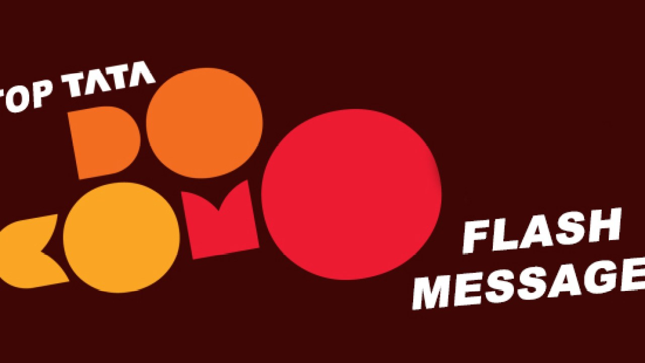 Stop Tata Docomo Flash Messages/ Dive-in Popus | TechnoClever