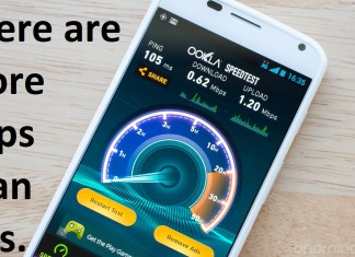 best speedtest android apps