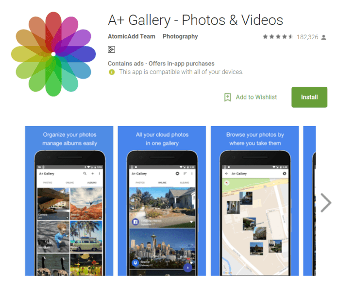 Photo Gallery Free Download For Android