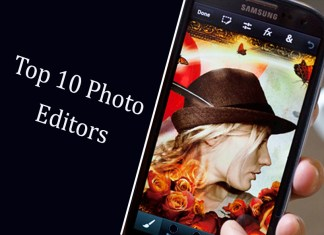 Most Popular Photo Editor For Android