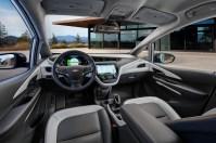 2017 Chevrolet Bolt EV interior