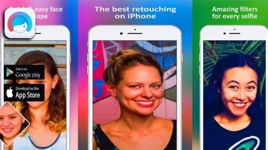 13 - مزايا تطبيق Facetune2 لتحسين جودة الصور الشخصية