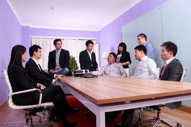 The TaishanXD Team