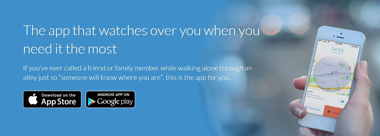 Watch Over Me: an App that Aims to Keep You Safe · TechNode