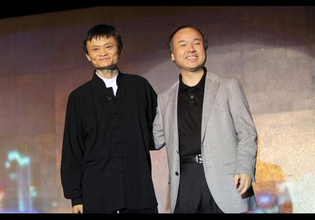 Who is Alibaba's biggest shareholder? Clue: they invested 14