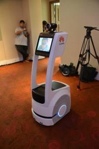 Huawei robot 3
