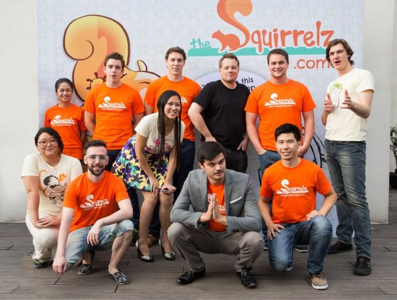theSquirrelz Team
