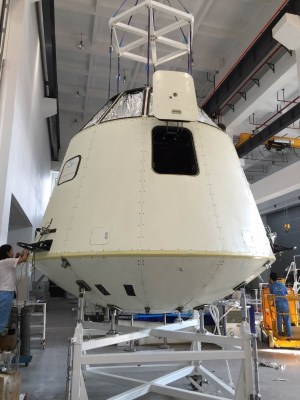Traveler II Beta's main subsystems have been completed and are in the final stage of assembly and testing. (PRNewsFoto/Kuang-Chi Group)