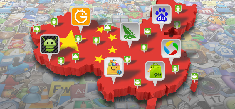 Top 10 Android app stores in China in Q1 2018 · TechNode