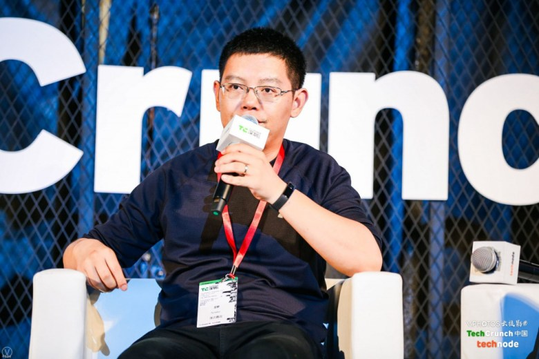 Wang Ye, co-founder and president of Ninebot (Image Credit: TechNode)