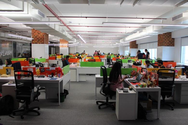 Xiaomi's Bangalore office (Image Credit: Xiaomi)