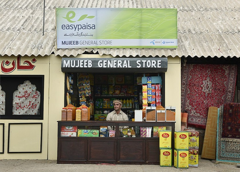 Easypaisa Pakistan Shop Ant Financial
