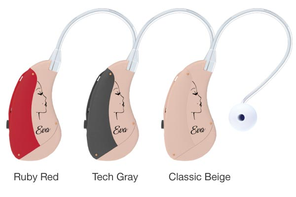 iHear Eva hearing aid