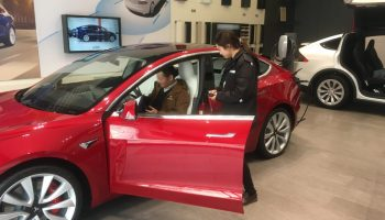 electric vehicles tesla