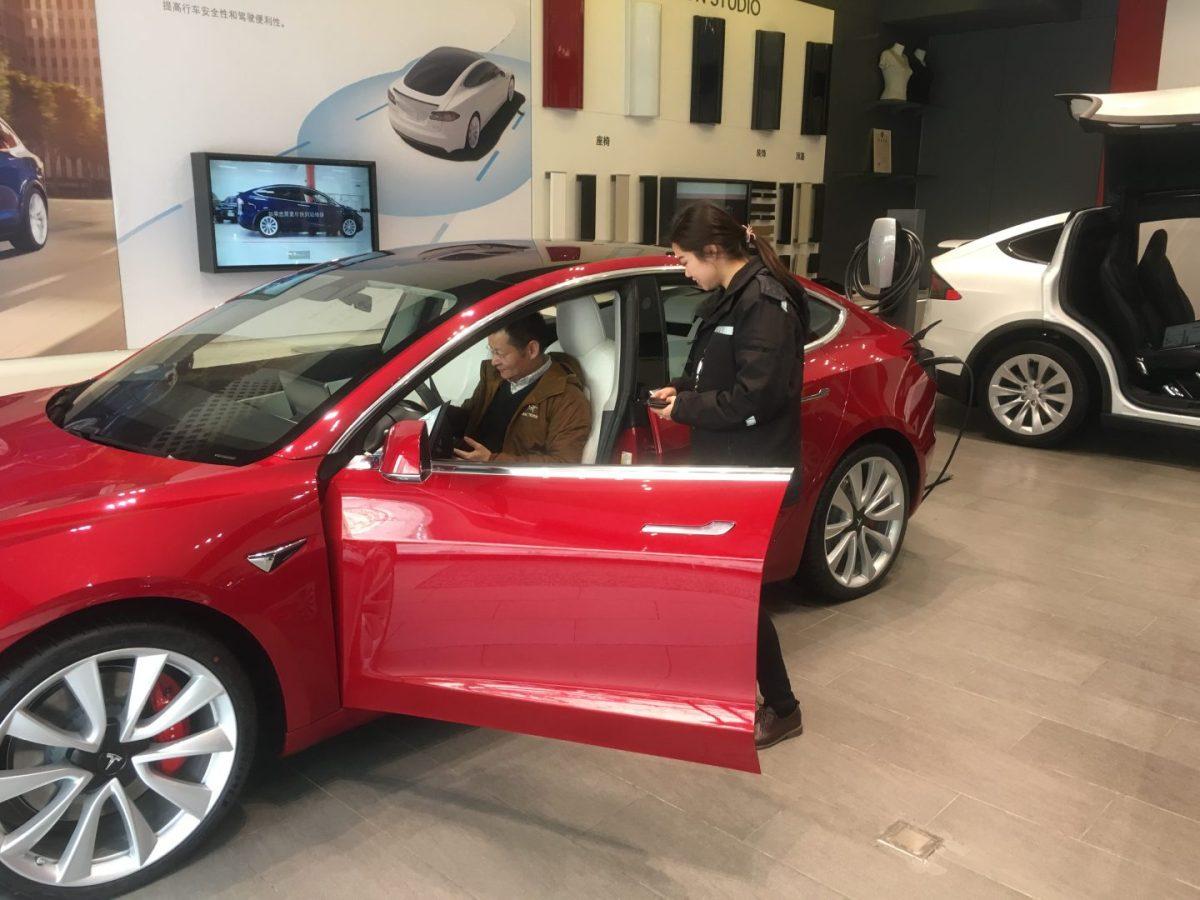 electric vehicles tesla EVs EV